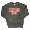Denison MV Mom Crew Sweatshirt Charcoal