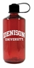Denison Nalgene BPA Free Narrow Mouth Red