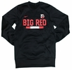 Denison Nike Big Red Therma Crew Black