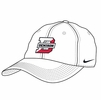 Denison Nike Campus D Cap White