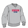Denison Nike Diving Fleece Crew Grey