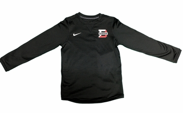 Denison Nike Kids Modern Crew Black