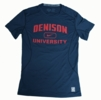 Denison Nike NPS Short Sleeve Tee Navy
