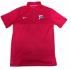 Denison Nike Sideline Edition Dry Elite Polo Red/ White