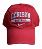 Denison Nike Sports Hat Softball Red