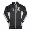 Denison Nike Thermafit FullZip Fleece Anthracite