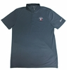 Denison Nike Victory Solid Polo Dark Grey