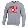 Denison Champion Seal It Up Eco Traditions Crew Oxford Heather