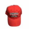Denison Legacy Sports Hat Basketball Red