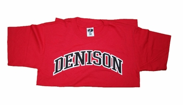 Denison MV Tee Red