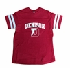 Denison Toddler Game Shirt Retro Red