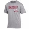 Denison Champion Track and Field Tee Grey