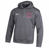 Denison Under Armour Lacrosse Armour Fleece Storm Hoodie Carbon