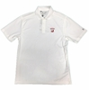 Denison Under Armour Performance Polo White