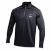 Denison Under Armour Proven Mock Big Red Black