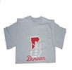 Denison Champion Golf Tee Grey