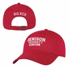 Denison Champion Softball Cap Red