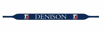 Denison University Croakies Navy