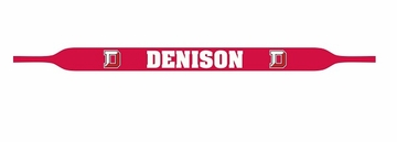 Denison University Croakies Red