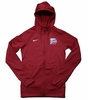 Denison Womens Nike Game Day Hoody Red/ White