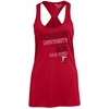 Denison Womens Swing Tank Scarlet