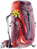 Deuter ACT Trail Pro 38 SL Aubergine Fire