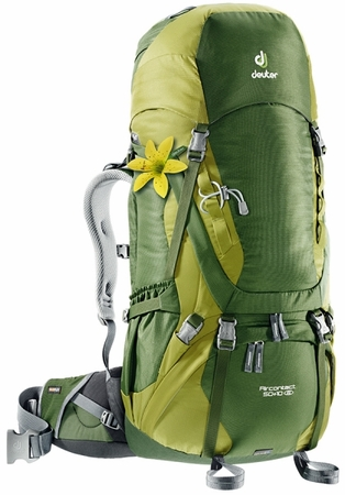 Deuter Aircontact 50+10 SL Pine Moss (Close Out)