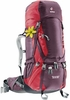 Deuter Aircontact 60+10 SL Aubergine Carnberry (Close Out)