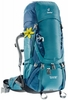 Deuter Aircontact 60+10 SL Denim Midnight