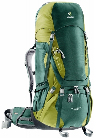 Deuter Aircontact 65+10 Forest Moss (close out)