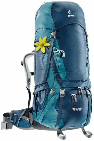 Deuter Aircontact 70+10 SL Midnight Denim