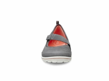 Ecco Womens Arizona Mary Jane Warm Grey/ Rose Dust