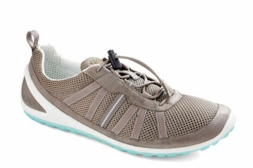 Ecco Womens Biom Lite Warm Grey/ Warm Grey (Close Out)