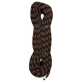 Edelweiss Static Rope 11mmX200' Caving Black
