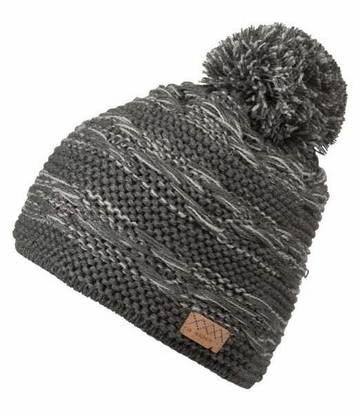 Eider District Beanie Gris Graphite