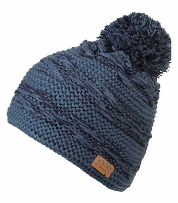 Eider District Beanie Night Blue