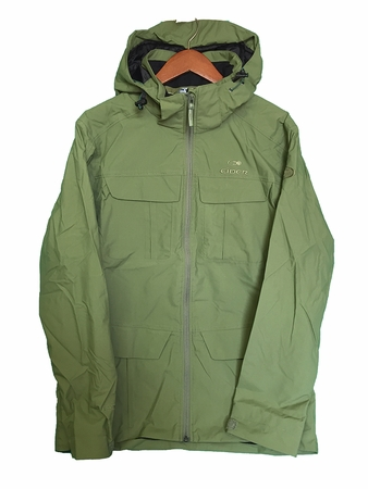 Eider Mens Acadia Jacket Pesto