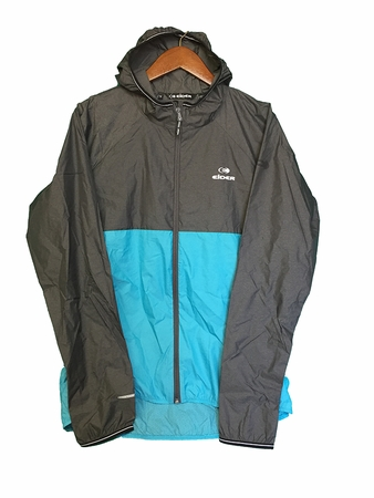 Eider Mens Airy Jacket Ghost/ Carribean Sea