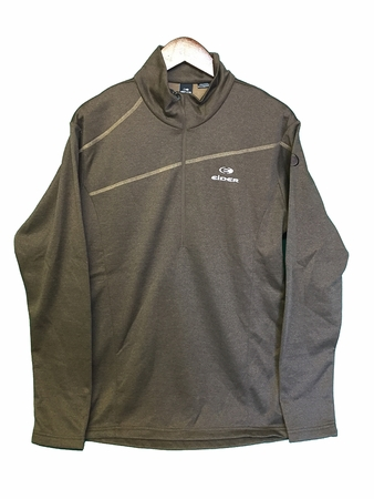 Eider Mens Ampezzo Fleece 1/2 Zip Driftwood