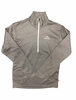 Eider Mens Ampezzo Fleece 1/2 Zip Steel Grey