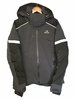 Eider Mens Beavercreek Jacket Ghost/ Black