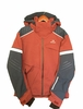 Eider Mens Beavercreek Jacket Woody Wine/ Midnight Blue