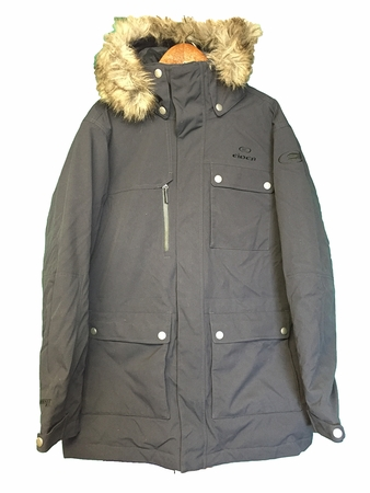 Eider Mens Big Bend Parka Ghost