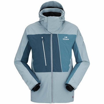 Eider Mens Big White Jacket Frost