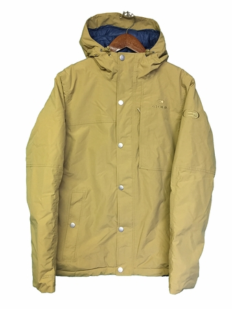 Eider Mens Bighorn Jacket Olive Brown (Close Out)
