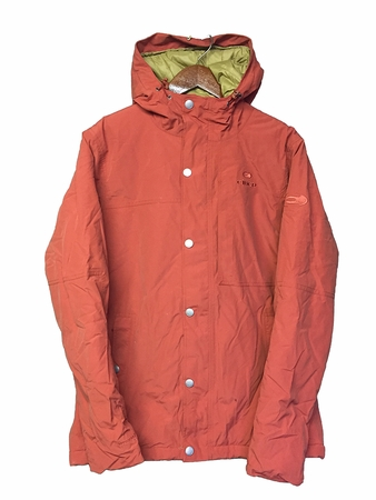 Eider Mens Bighorn Jacket Oxide Red