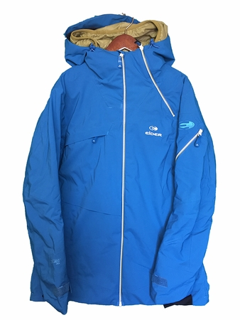 Eider Mens Blackcomb Jacket Wild Blue