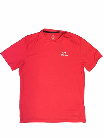 Eider Mens Blow Light Tee Fiery Red