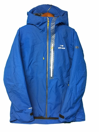 Eider Mens Bright Warm Jacket Active Blue