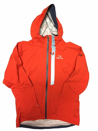 Eider Mens Brightshell Jacket Red Lava